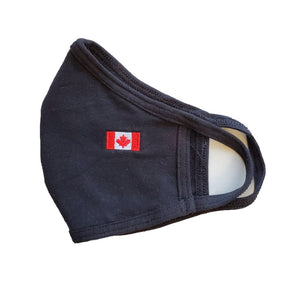 Canada Face Masks - Contoured - 2pack