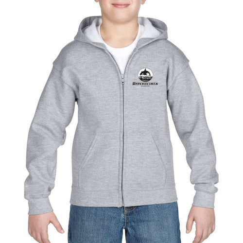 David Oppenheimer Zip Hoodie - Youth