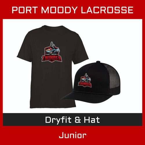 PMLA Team Dryfit & Hat - Junior