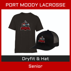 PMLA Team Dryfit & Hat - Senior