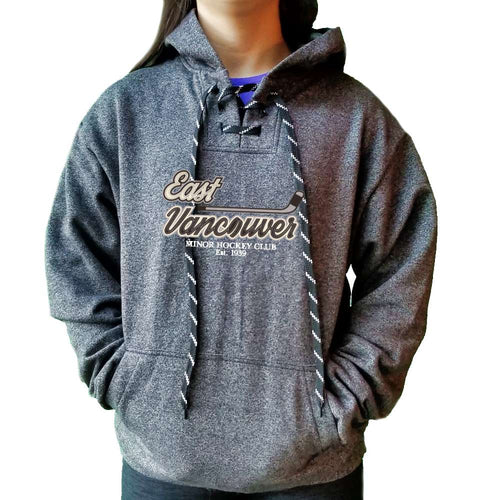 East Van Minor Hockey - Marle Hockey Hoodie - Adult