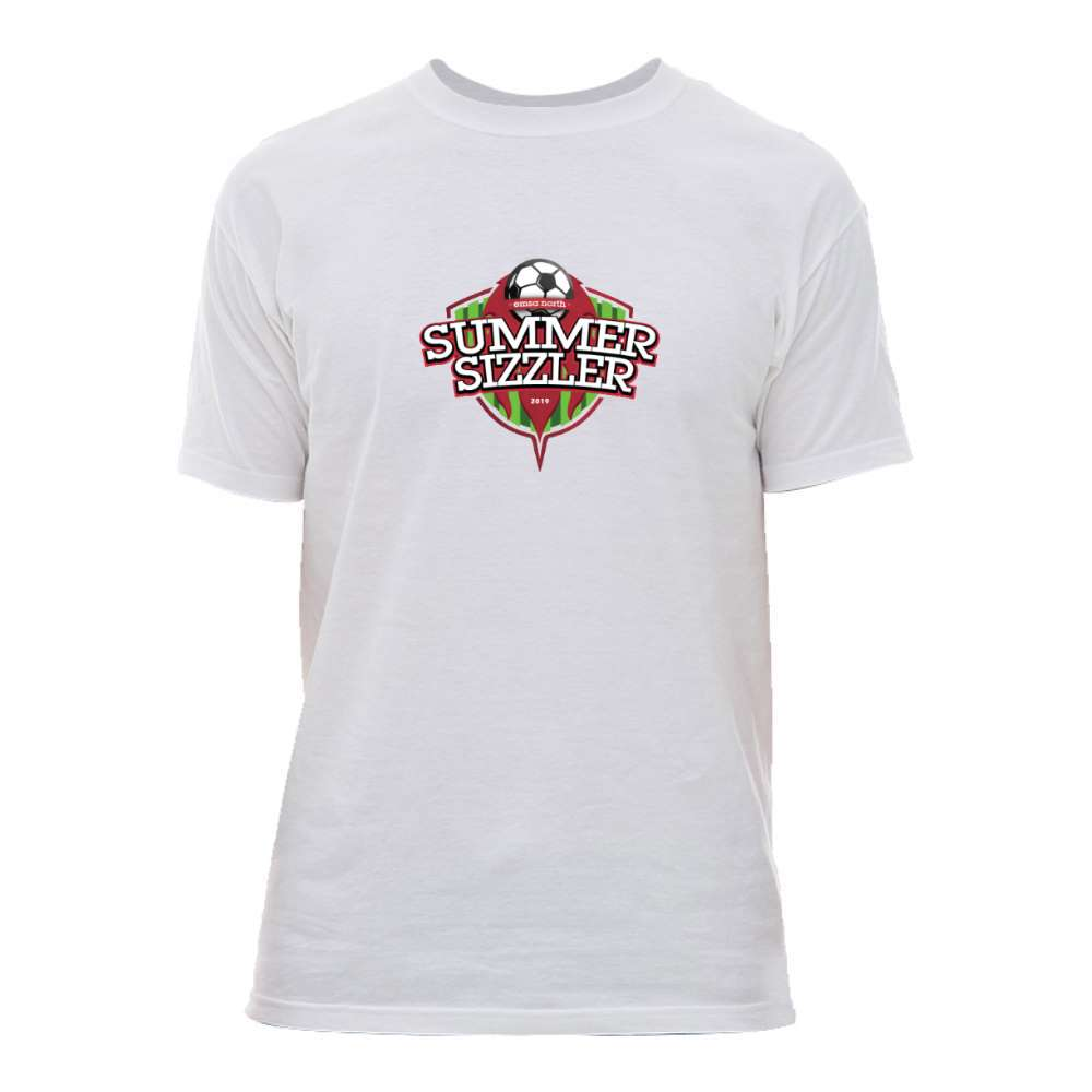 Edmonton Soccer Summer Sizzler Tee - Youth