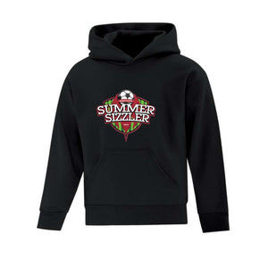Edmonton Soccer Summer Sizzler Hoodie - Youth