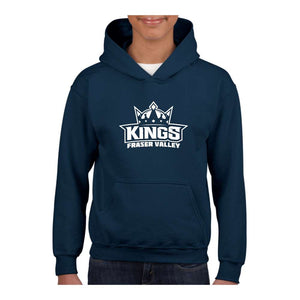 Fraser Valley Kings Basic Hoodie - Adult