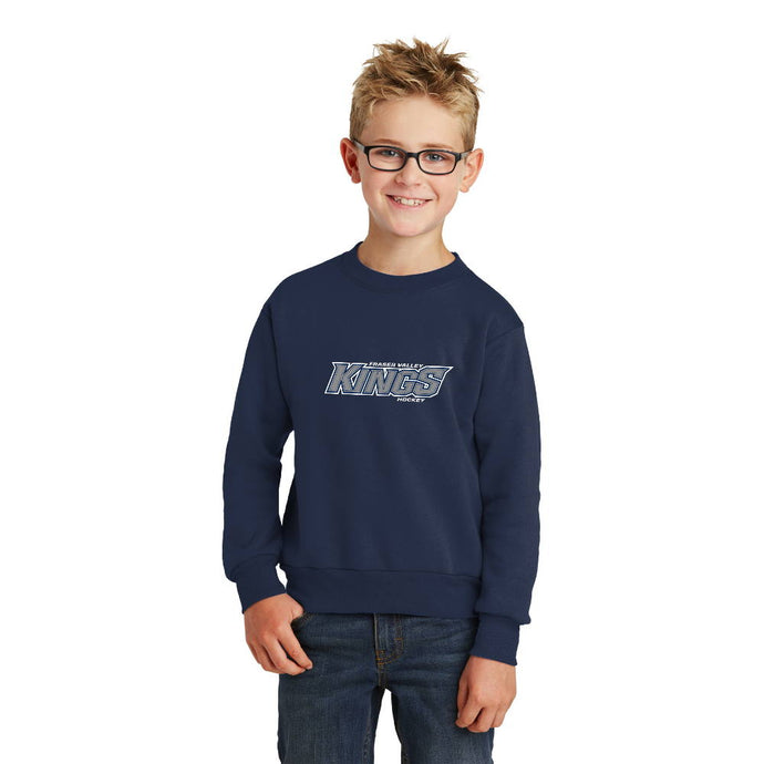 Fraser Valley Kings Crew Neck Sweatshirt - Youth
