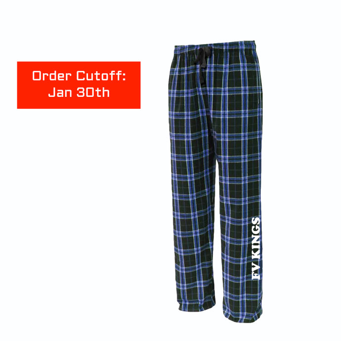 Fraser Valley Kings PJ Pants - Adult