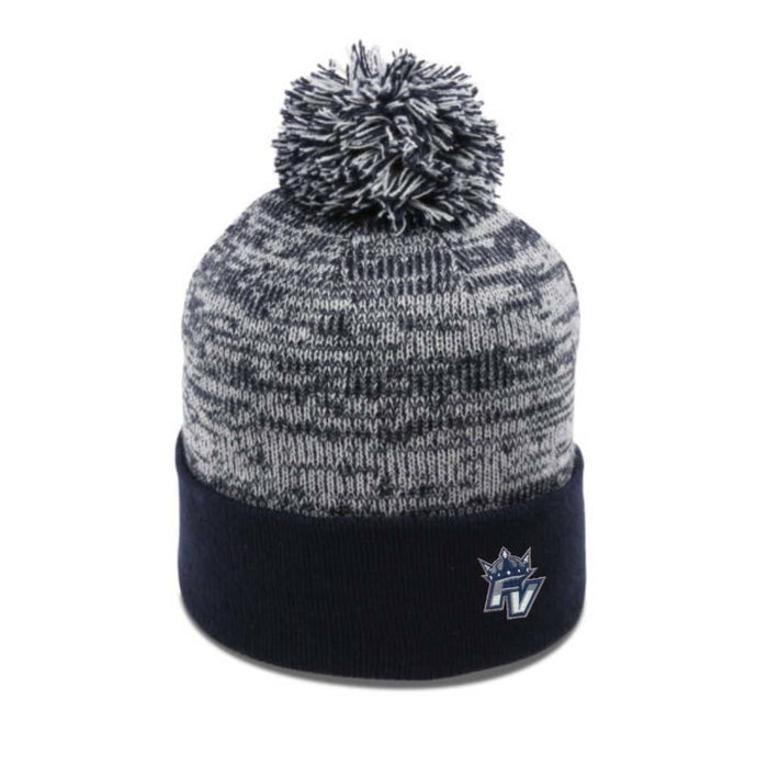 Fraser Valley Kings Pom Knit Toque