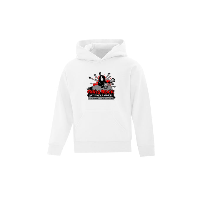 Girls Rock Hoodie - Youth