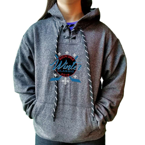 Guelph Girls Winter Classic Marle Hockey Hoodie - Adult