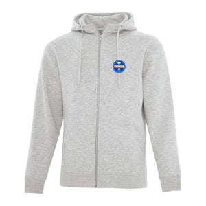 .FH - Core Heavy Fleece Zip Hoodie - Mens