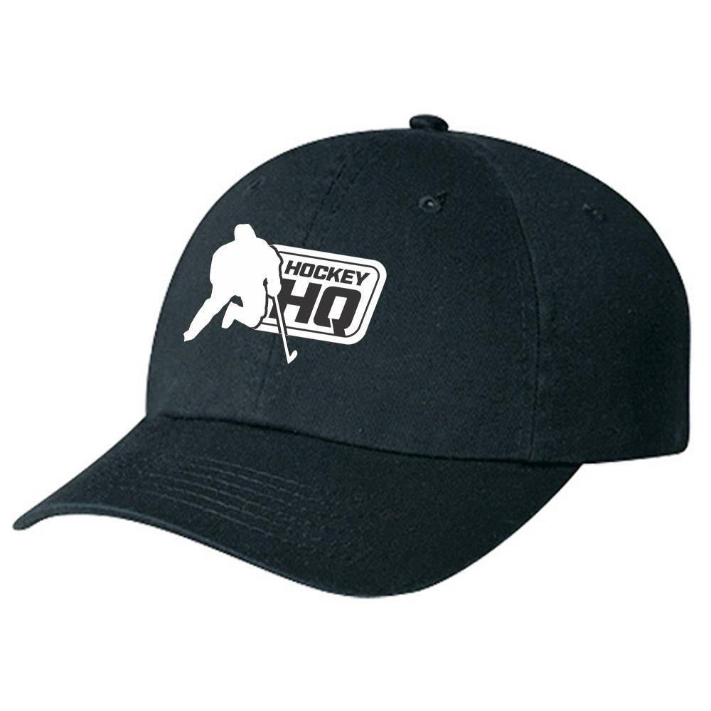 Hockey HQ Deluxe Twill Hat