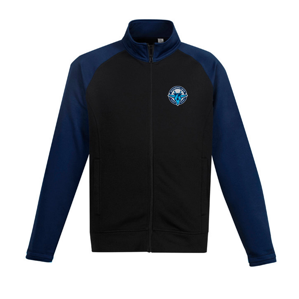 Jets 2-tone Hype Jacket - Mens