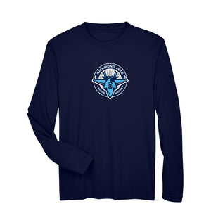 Jets Long Sleeve Dryfit - Youth