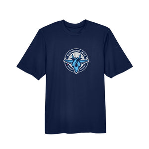 Jets Short Sleeve Dryfit - Adult