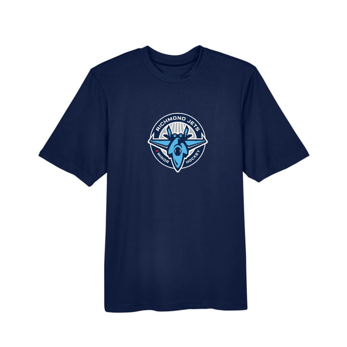 Richmond Jets Short Sleeve Dryfit - Adult
