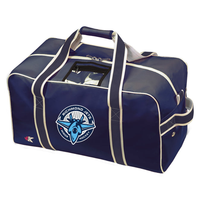 Jets PVC Hockey Bag