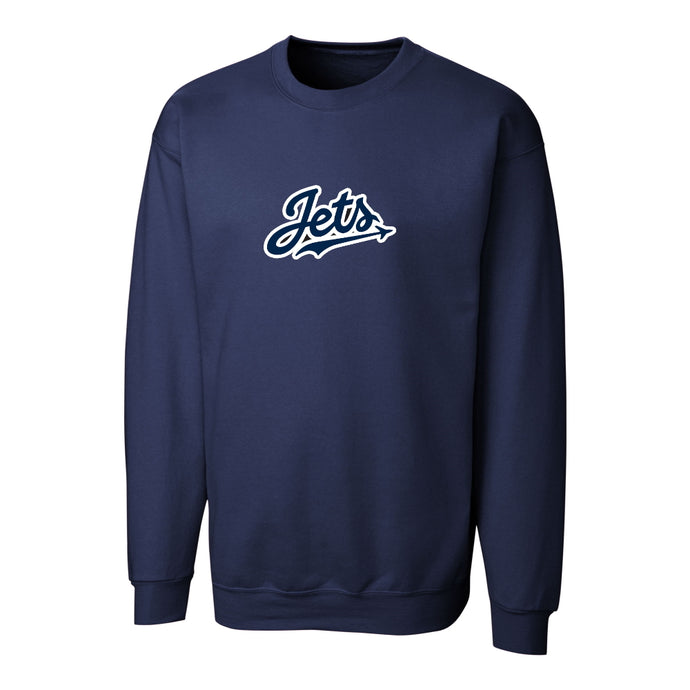 Jets Crewneck Sweatshirt - Youth