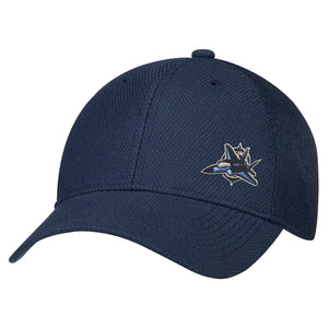 Jets Diamond Mesh Hat with Side Logo