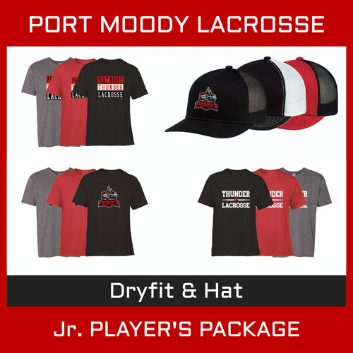 PMLA Hat & Dryfit Package  - Junior