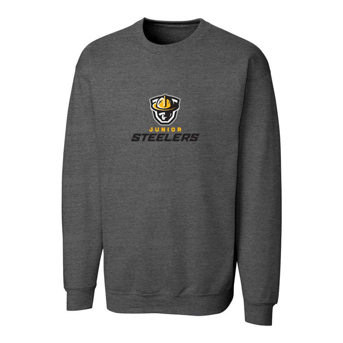 Jr Steelers Crewneck Sweatshirt - Youth