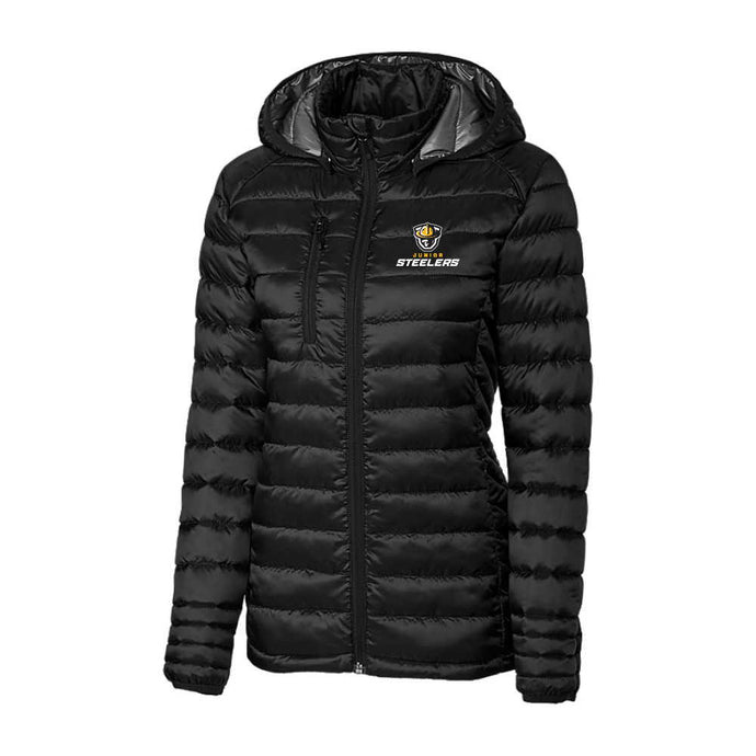 Jr Steelers Hudson Jacket - Ladies