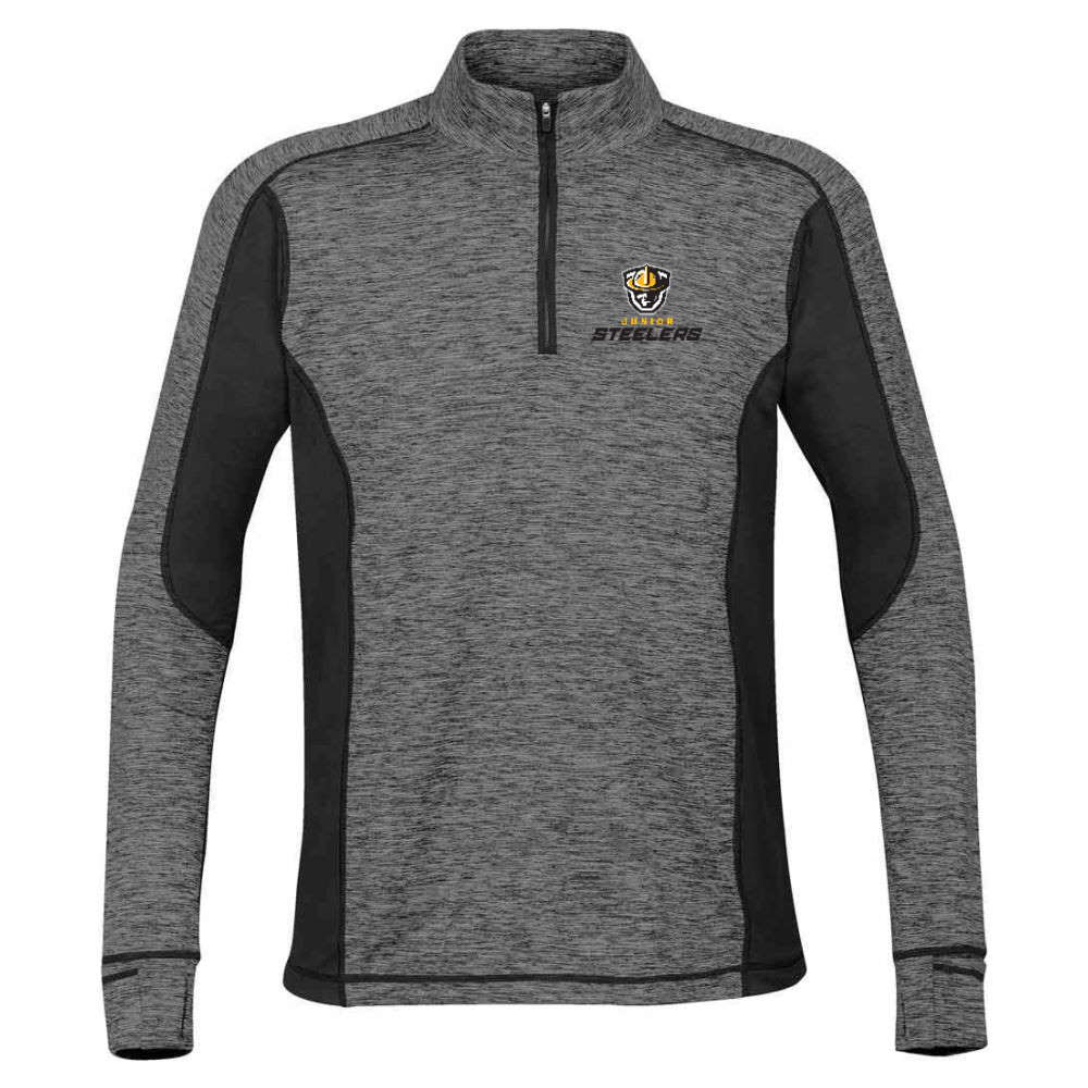 Jr Steelers Stormtech 1/4 Zip - Mens