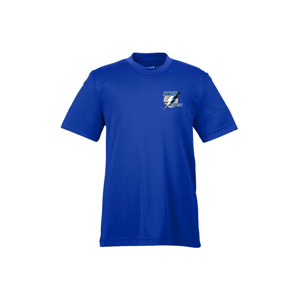 Lightning Short Sleeve Dryfit Shirt - Adult