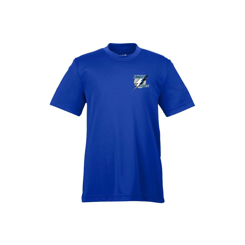 Lightning Short Sleeve Dryfit Shirt - Youth