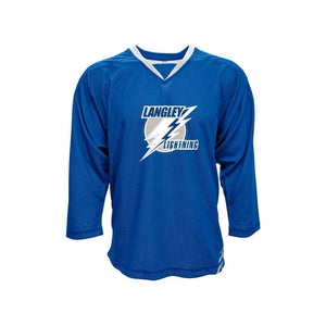 Langley Lightning Reversible Practice Jersey
