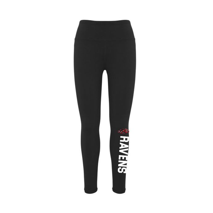 Ravens Leggings - Youth