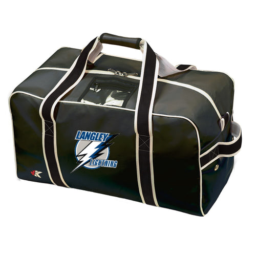 Langley Lightning PVC Hockey Bag