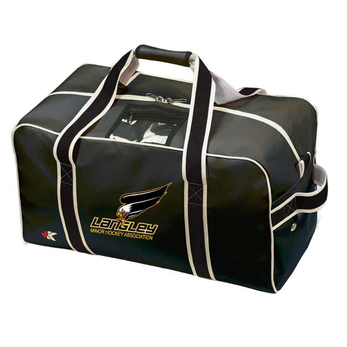 LMHA PVC Hockey Bag