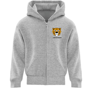 Lord Tennyson Zip Hoodie - Youth