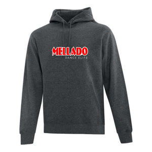 Mellado Dance Hoodie Embroidered Logo - Adult