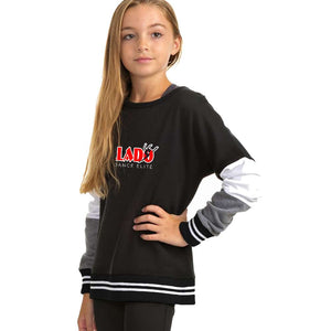 Mellado Dance Colorblock Crew - Girls