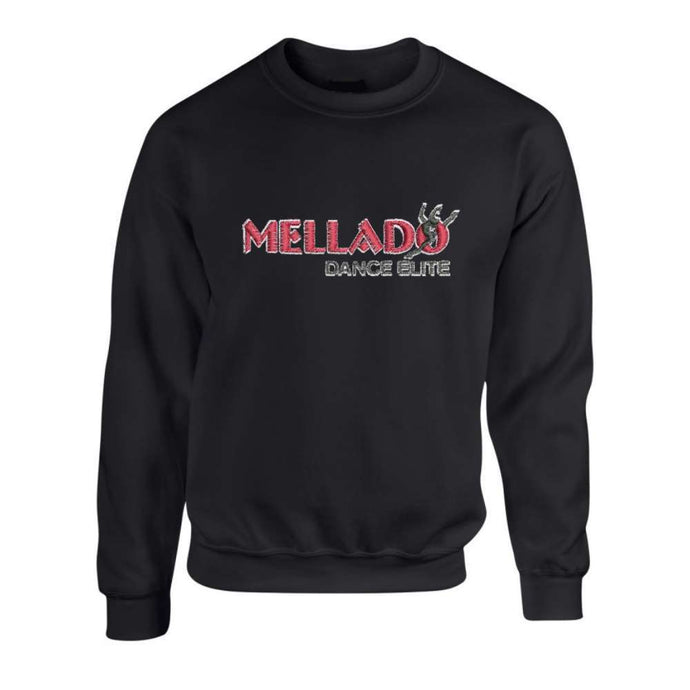 Mellado Dance Crew Neck Sweatshirt - Adult