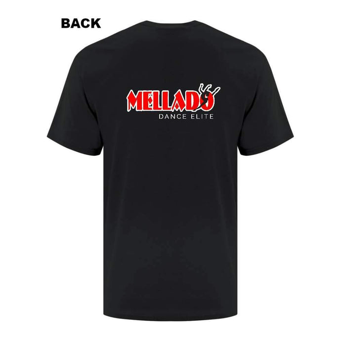 Mellado Dance Basic Tee - Youth