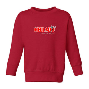 Mellado Dance Toddler Crew Sweatshirt
