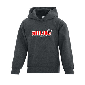 Mellado Dance Hoodie Applique Logo - Youth