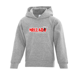 Mellado Dance Toddler Hoodie Applique Logo