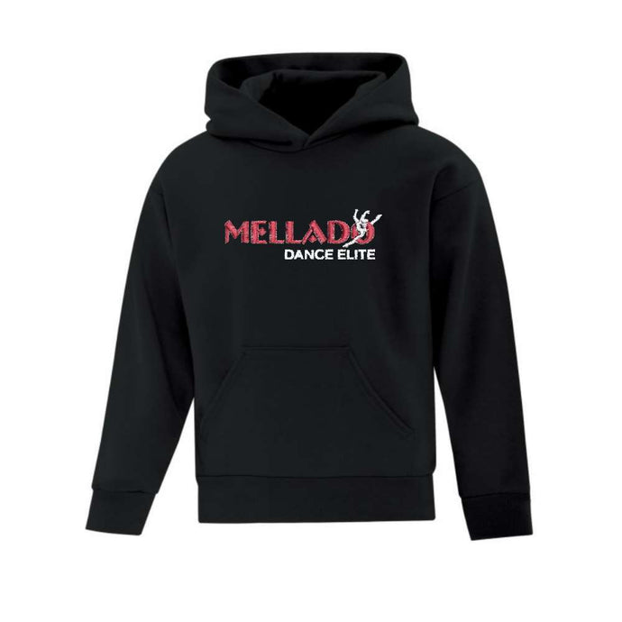 Mellado Dance Hoodie Embroidered Logo - Youth