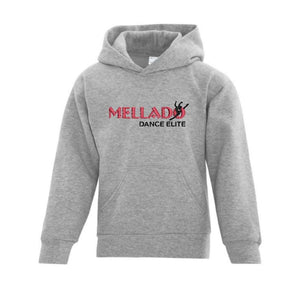 Mellado Dance Toddler Hoodie Embroidered Logo