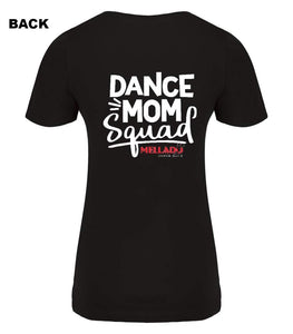 Mellado Dance Mom V-Neck Tee