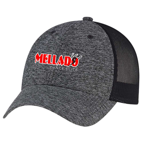 Mellado Dance Hat - Soft Mesh