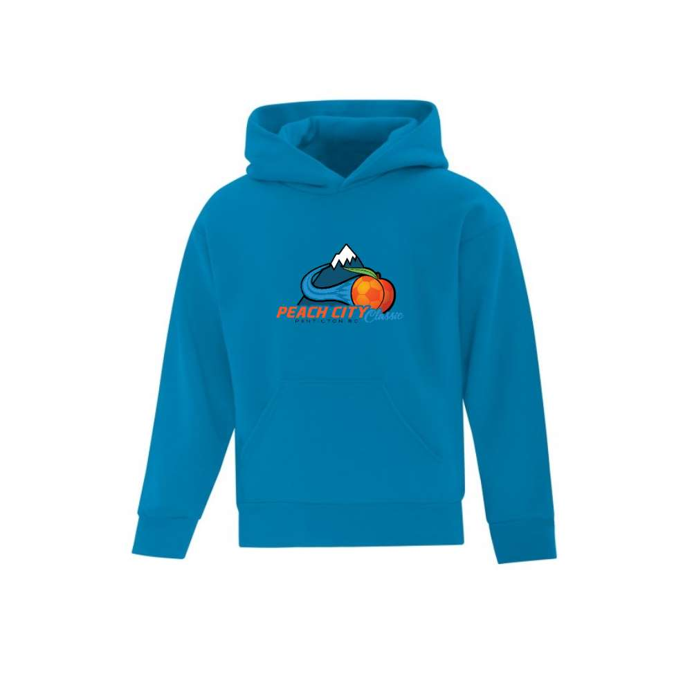 Peach City Classic Hoodie - Youth