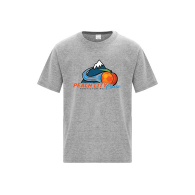 Peach City Classic Tee - Adult