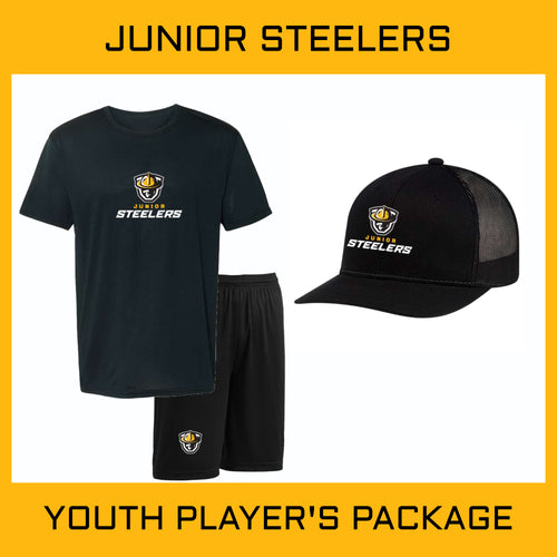 Jr Steelers Player Package - Youth