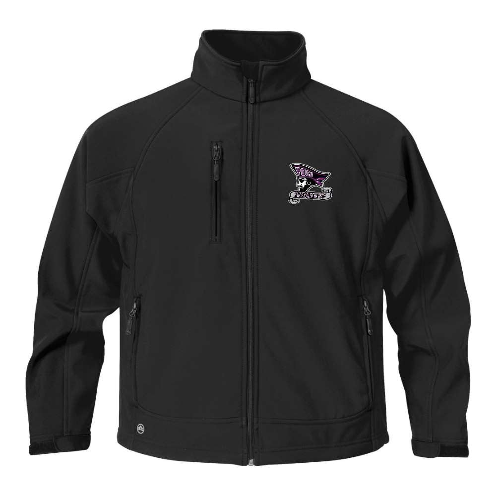 Poco Pirates Soft Shell Jacket - Youth