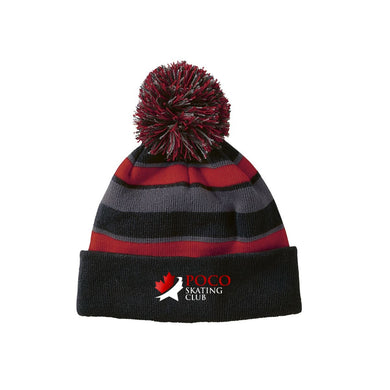Poco Skating Club Bobble Toque