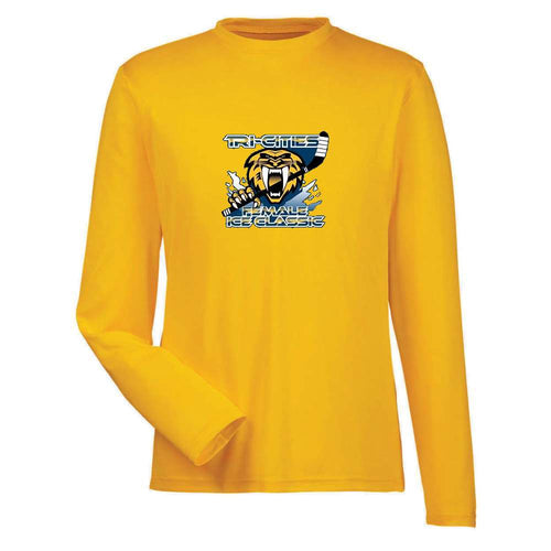 Predators Ice Classic Dryfit Long Sleeve - Youth